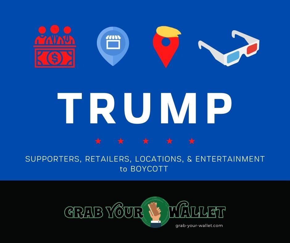 Boycott Donald Trump's Businesses