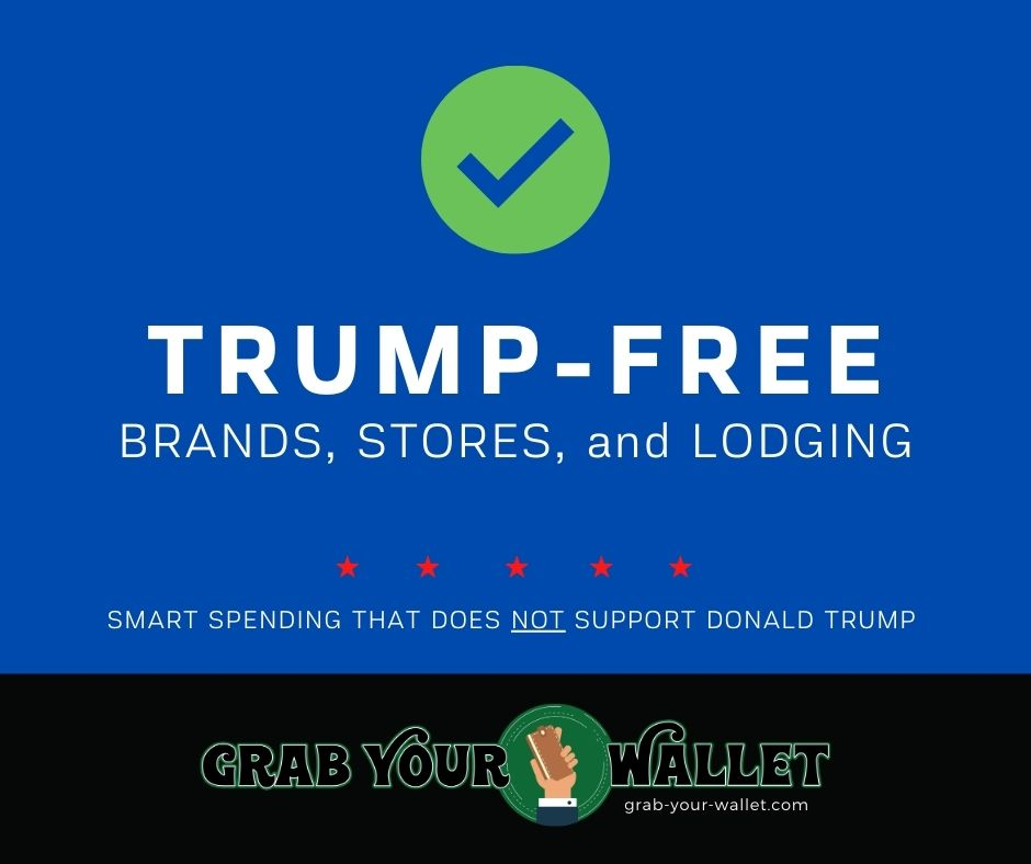 Trump-Free Places to Shop