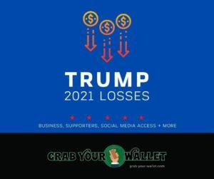 Trump Losses in 2021